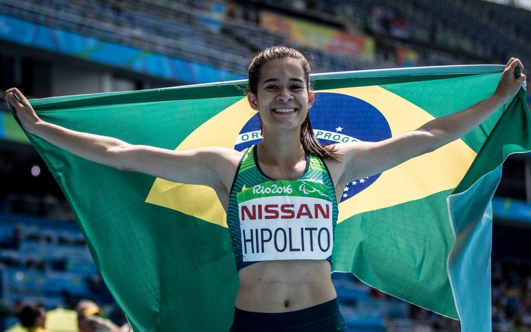 Velocista e sensação da internet: conheça a atleta paralímpica Verônica Hipólito
