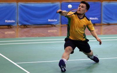 Conheça Vitor Tavares, o primeiro brasileiro do parabadminton nas paralimpíadas