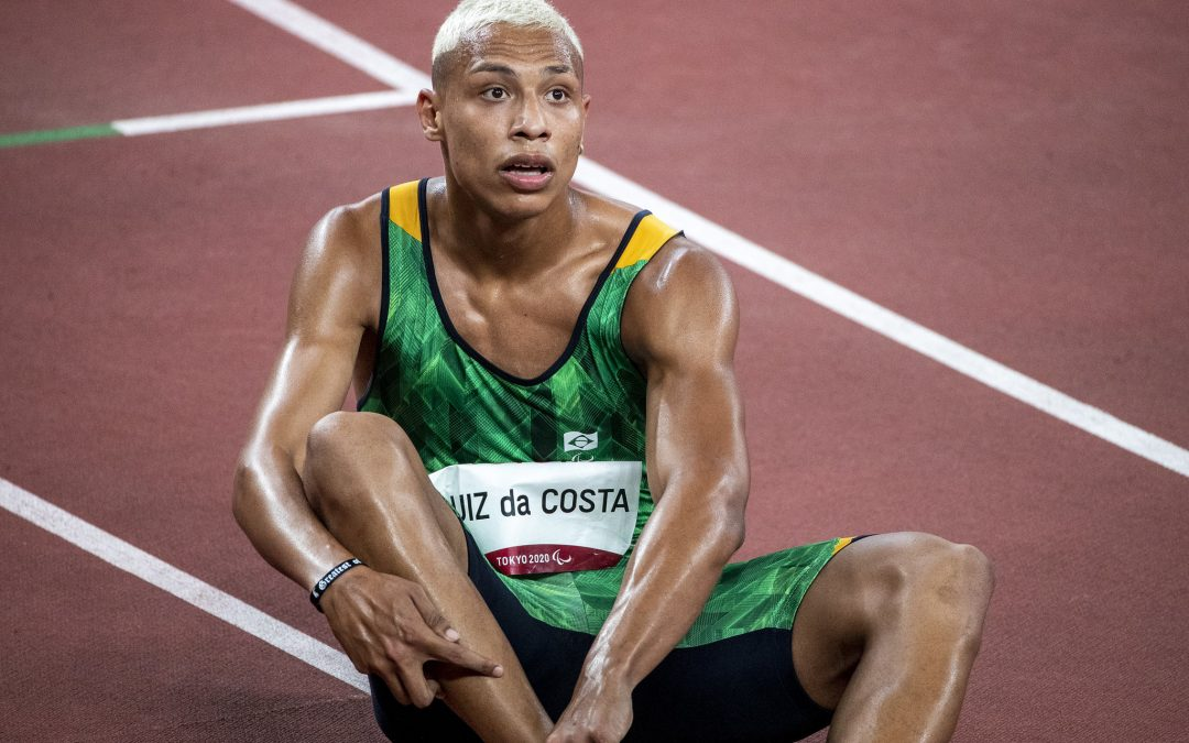 Dia do Atleta Paralímpico: confira entrevista com Christian Gabriel