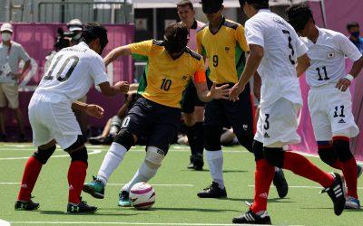Conheça o Futebol de 5: o esporte que brilha nas arenas das paralimpíadas