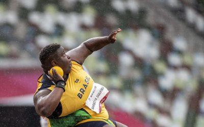 """""""Mega feliz que a favela venceu"""", disse a atleta Tuany Barbosa"""