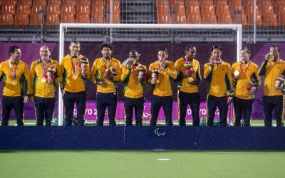 As medalhas do Brasil ao longo da história dos Jogos Paralímpicos