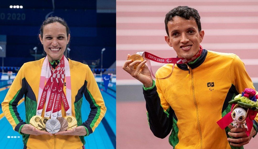 Conheça 55 atletas paralímpicos brasileiros com deficiência visual