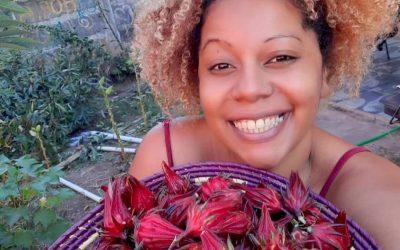 """""""Produzir e consumir alimentos saudáveis não pode ser um privilégio de cor"""", afirma Fran Paula"""