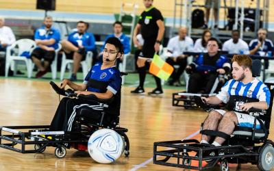 Futebol em cadeira de rodas: conheça a modalidade que está sendo pleiteada para os Jogos Paralímpicos