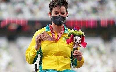 Atleta da Austrália é a primeira pessoa não binária a ganhar uma medalha